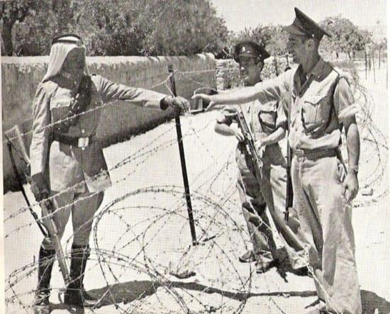 La Línea Verde entre Israel y Palestina o cómo el mapa es el territorio