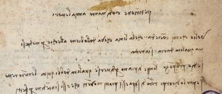 El insólito descubrimiento de manuscritos de Leonardo da Vinci en España en 1965