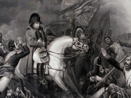 Marengo, el caballo de Napoleón que se exhibe en un museo británico