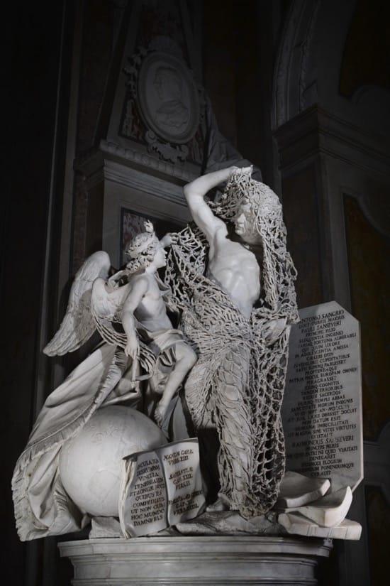 La desilusión, de Francesco Queirolo, 1753-1754