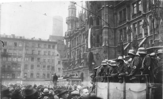 El 9 de noviembre, día clave en la historia del siglo XX en Alemania