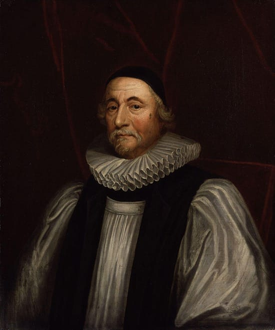 James Ussher el arzobispo que calculó la fecha exacta en la que se creó el Universo