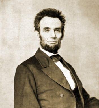 Lincoln se dejó la barba por recomendación de una niña durante una campaña electoral