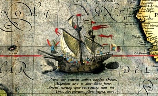 El primero en dar la vuelta al mundo fue Enrique de Malaca