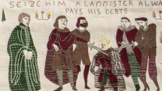 Un Lannister siempre paga sus deudas
