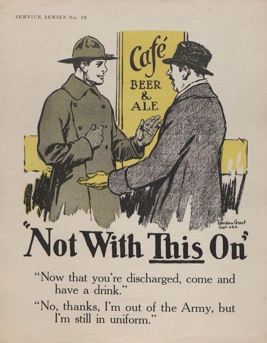 Carteles para Veteranos Primera Guerra Mundial 3