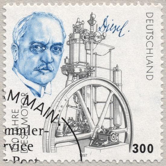 Rudolf Diesel inventó su motor pensando en el biodiesel