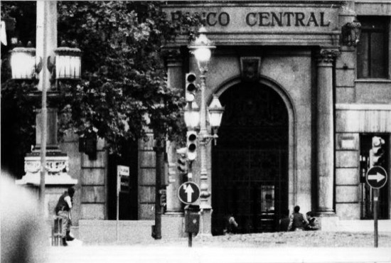 Similitudes del asalto al Banco Central y La casa de papel