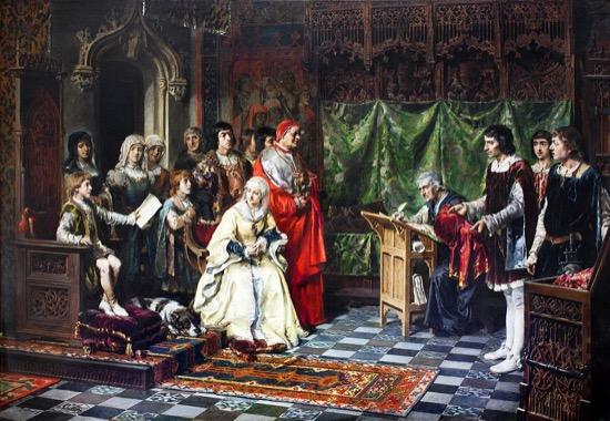 Bruto, el perro de Juan de Aragón que veló su cadáver