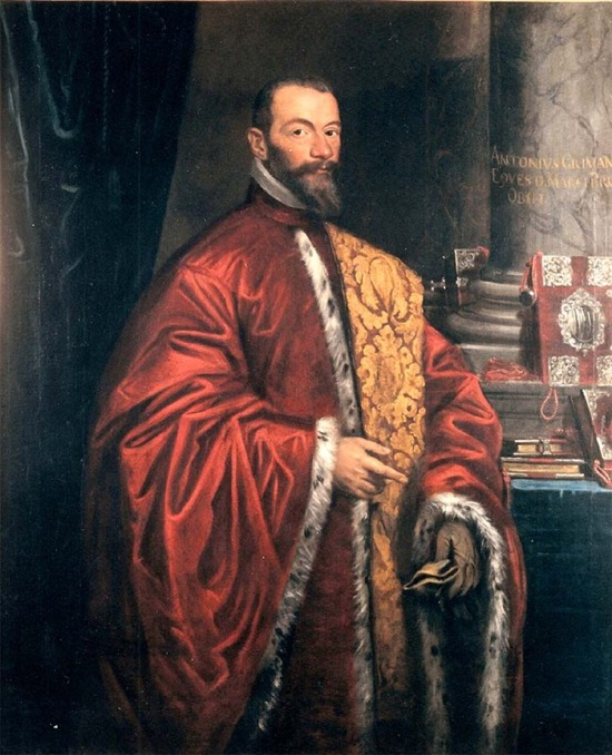El método de elección del dux veneciano