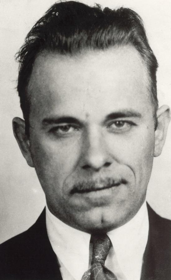 John Dillinger, el enemigo público que murió dos veces