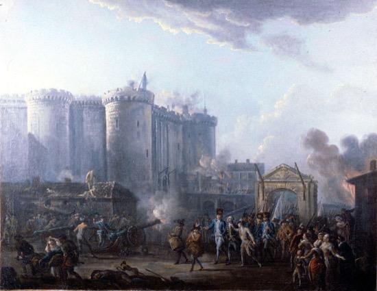 De Launay, el último gobernador de la Bastilla