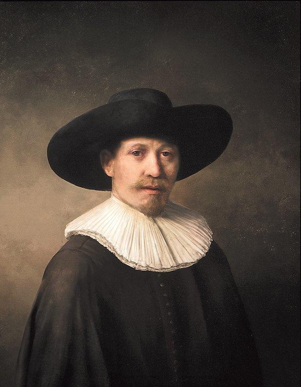 Resultado del proyecto The Next Rembrandt