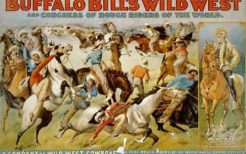 Buffalo Bill y su circo del oeste en España