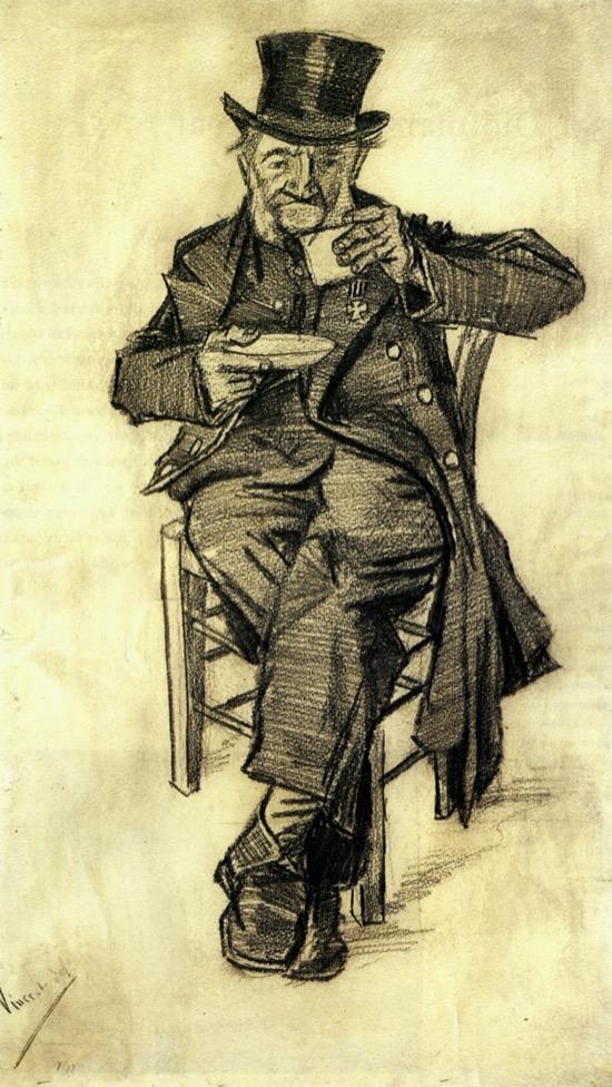 La adicción al café de algunos personajes históricos