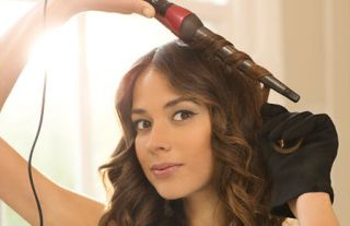 Create Spiral Curls