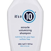 It's a 10 Volume Shampoo