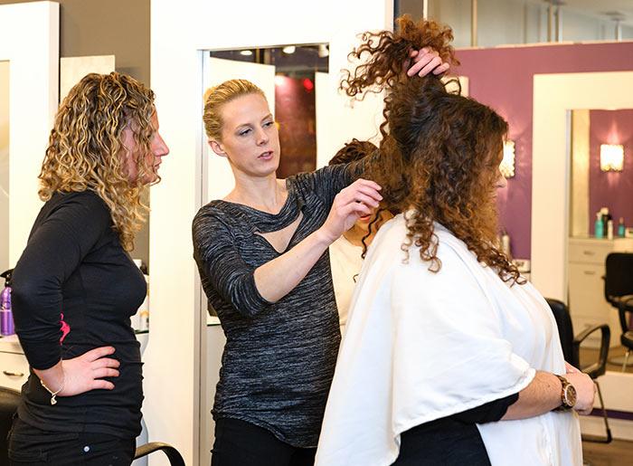 Curl Evolution Salon