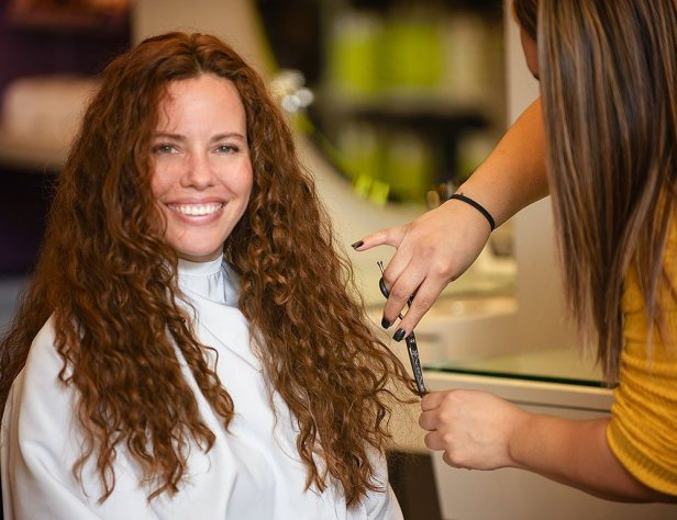 Curly Hair Salon Long Island
