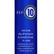 It's a 10 dry shampoo
