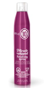 MIRACLE WHIPPED FINISHING SPRAY 10 oz