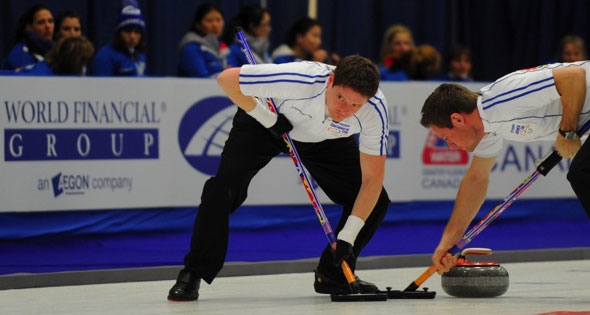 North America grabs a commanding 90-18 lead at WFG Continental Cup
