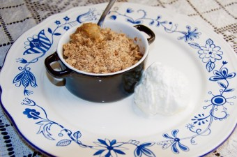 Recept Appelcrumble