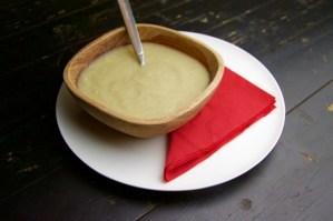 Recept Bloemkoolsoep