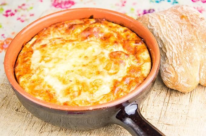 Recept Gehaktschotel met kaas