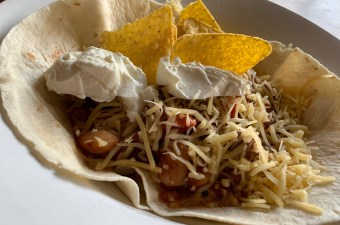 Recept Mexicaanse bowl met chili con carne