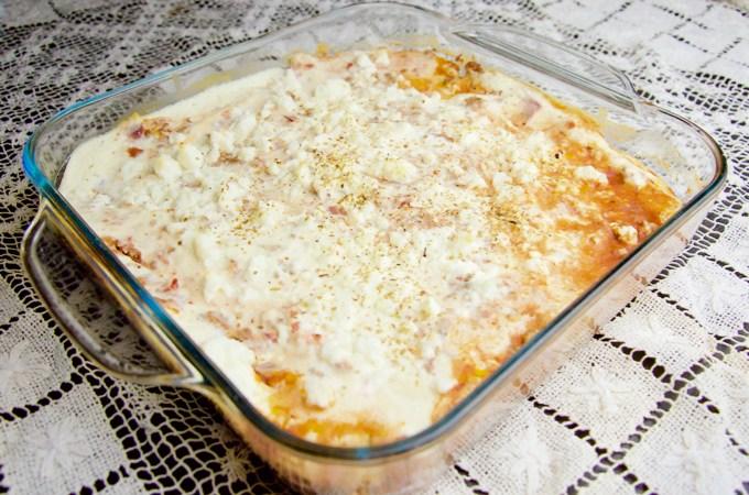 Recept Moussaka