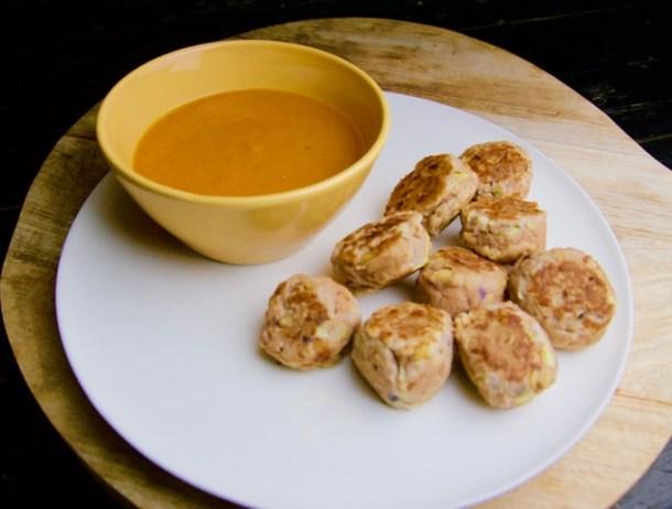 Recept Tonijnballetjes met tomatensaus