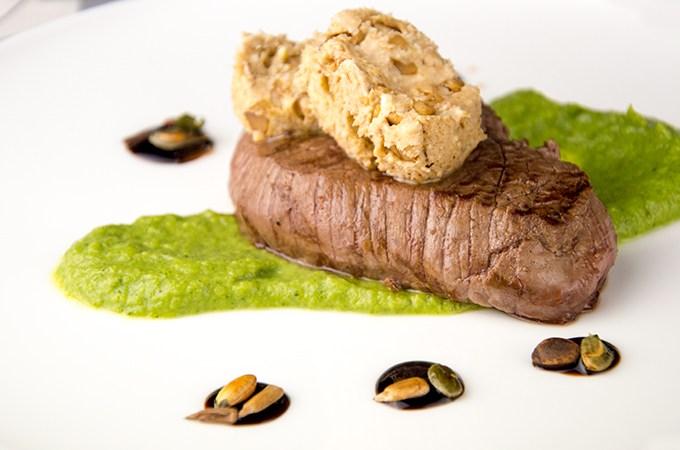 Recept Biefstuk met broccolicreme