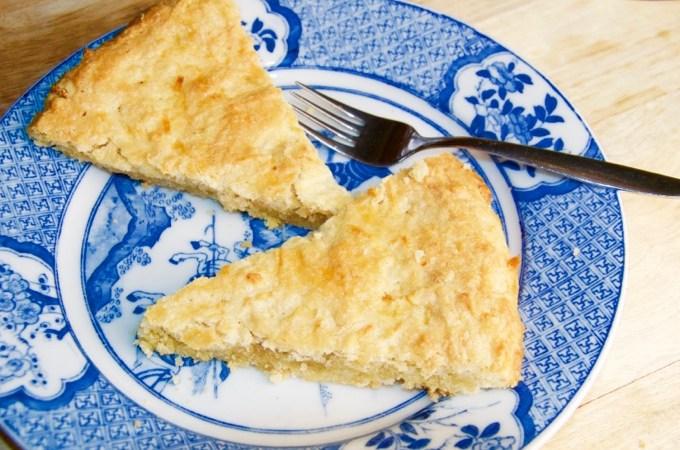 Recept boterkoek met appel
