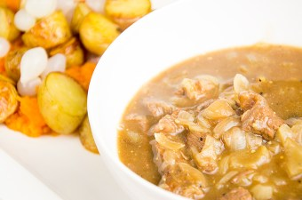 Recept hachee met wortel en krieltjes