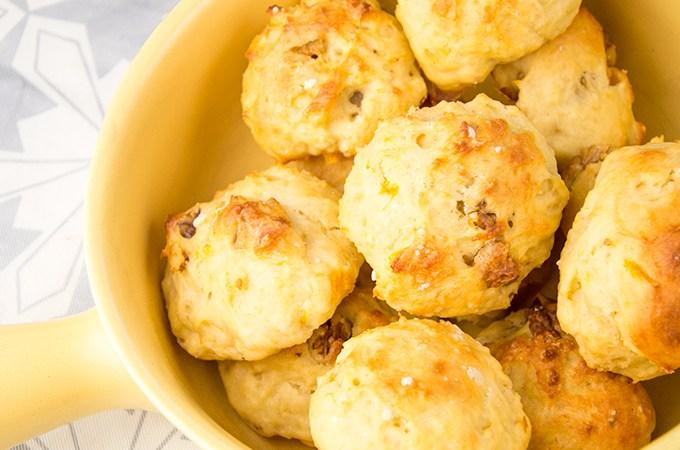 Recept kwarkbollen