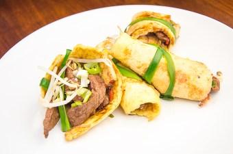 Recept omelet met biefstuk