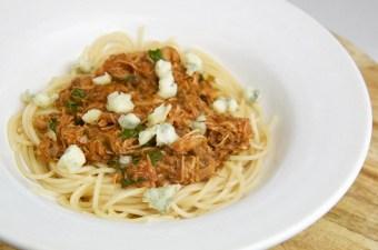 Recept spaghetti met kalkoen