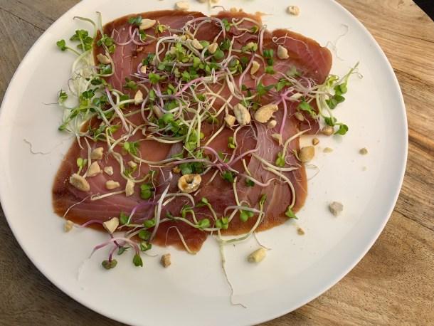 Recept tonijncarpaccio
