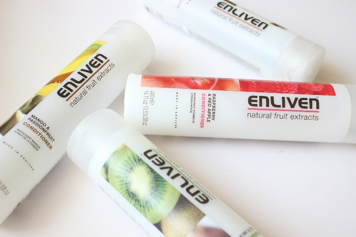Enliven Natural Fruit Extracts Conditioner Review