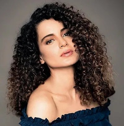 indian celebrities with curly