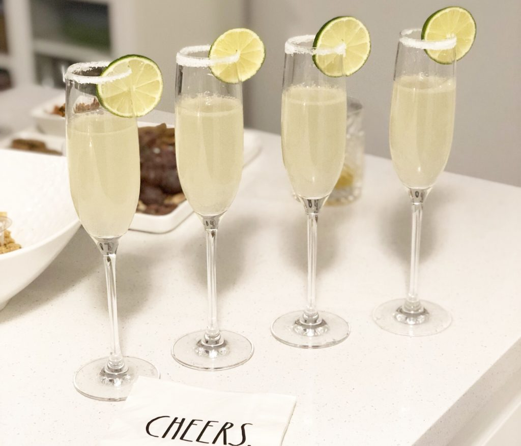 Champagne Margaritas, Cocktail Ideas
