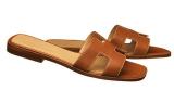 Hermes Oran, Hermes Inspired Sandals, Designer Slides, Designer Sandal Dupes,
