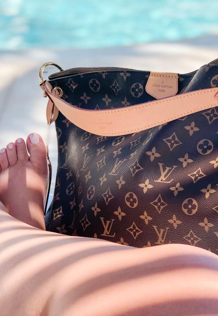 Designer Handbags & Vacation