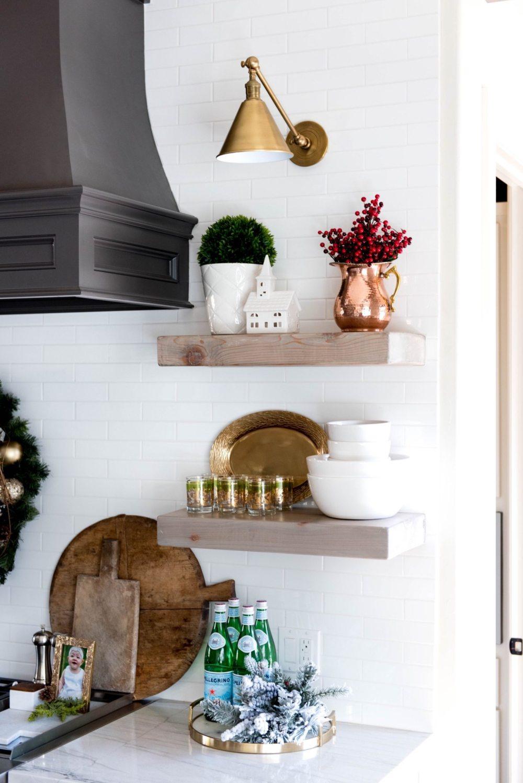 Glam Christmas Decor Home Decor Curls And Cashmere