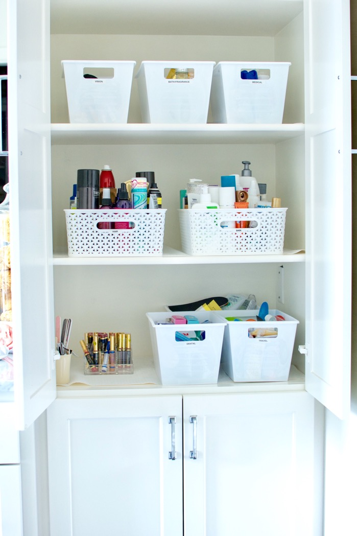 Simple Home Organization Ideas Curls And Cashmere