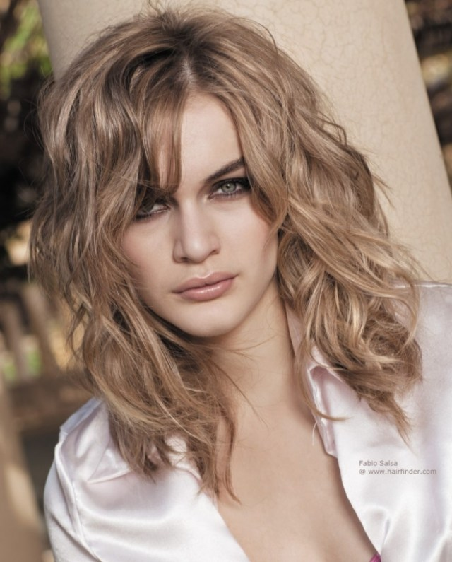 haircuts for naturally wavy hair | best curly hairstyles