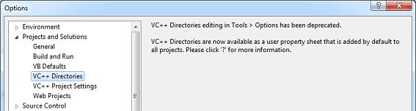 VS2012_ToolsOptionsDirectories
