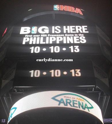 NBA on Philippines