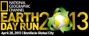 Nat Geo Earth Run 2013